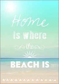 GreenNest - Home is where the beach is