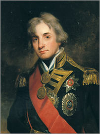 George Peter Alexander Healy - Horatio Nelson, 1. Viscount Nelson