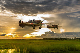 airpowerart - Hurricanes Come Home