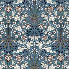 William Morris - Hyazinthe