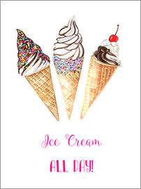 Rongrong DeVoe - Ice cream all day