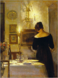 Carl Holsoe - In the Dining Room