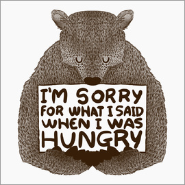 Tobe Fonseca - I'm Sorry For What I Said When I Was Hungry
