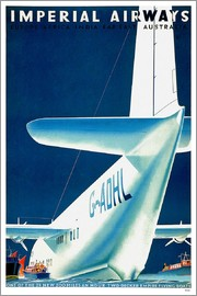 Imperial Airways - Wasserflugzeug
