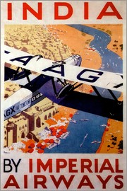 Indien bereisen mit Imperial Airways