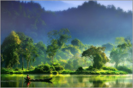 hardibudi - Painting of Nature