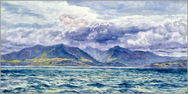 John Brett - Isle of Arran, 7th August 1883