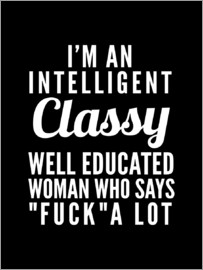Creative Angel - Intelligent, classy, well educated woman