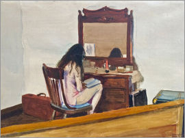 Edward Hopper - Interior