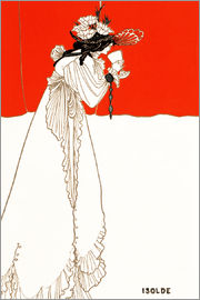Aubrey Vincent Beardsley - Isolde