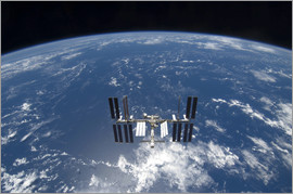 Stocktrek Images - Station spatiale internationale