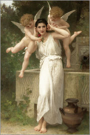 William Adolphe Bouguereau - Jugend