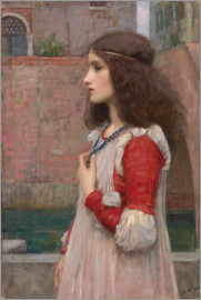 John William Waterhouse - Julia