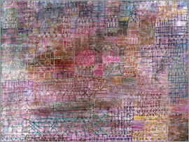 Paul Klee - Cathedrals, 1925