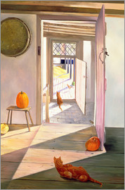 Timothy Easton - Cats in the house
