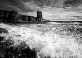Martina Cross - Keiss Castle, Wick, Schottland