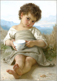William Adolphe Bouguereau - Kleine Pause