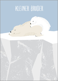 Sandy Lohß - little brother, polar bear