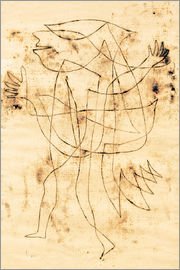 Paul Klee - Kleiner Narr in Trance 2