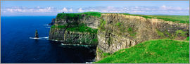 The Irish Image Collection - Klippen von Moher, Irland