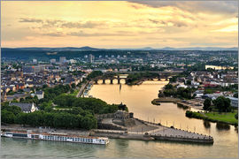 Fine Art Images - Koblenz Deutsches Eck