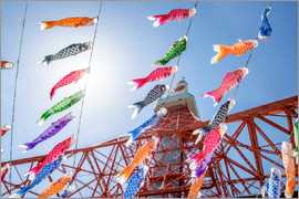 Jan Christopher Becke - Kodomo no hi Fest am Tokyo Tower in  Japan