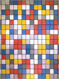 Piet Mondrian - Komposition