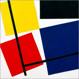 Theo van Doesburg - Composition IX