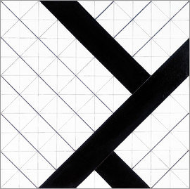 Theo van Doesburg - Komposition vi 1925