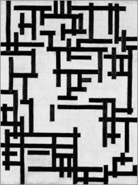 Theo van Doesburg - Komposition XIII