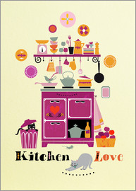 Elisandra Sevenstar - Kitchen Love