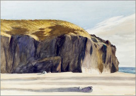 Edward Hopper - Küste in Oregon