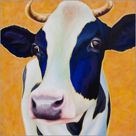 Renate Berghaus - Cow Angelika