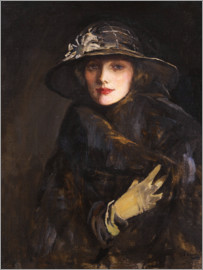 Sir John Lavery - Lady Gwendoline Churchill