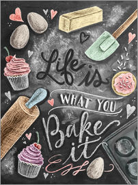 Lily & Val - Life is what you bake it