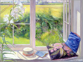 Timothy Easton - Leseplatz am Fenster