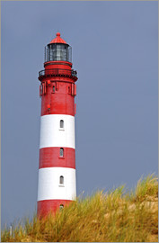 Sarnade - red Lighthouse