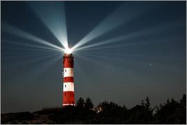 Oliver Henze - Lighthouse night on Amrum