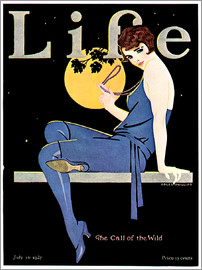 Clarence Coles Phillips - Life Magazine, 14. Juli 1927
