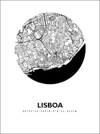 44spaces - Lissabon Stadtplan HFR 44spaces