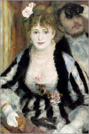 Pierre-Auguste Renoir - Box at the Theatre