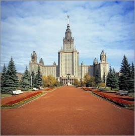 Ric Ergenbright - Moscow State University