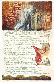 William Blake - London
