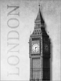 Alex Saberi - London - Big Ben