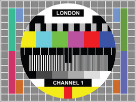 Jaysanstudio - London-TV-Kanal 1