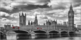 Melanie Viola - LONDON Westminster Bridge Panorama