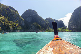 Harry Marx - Longtail boat cruise to Koh Phi Phi Leh