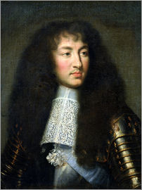 Charles Le Brun - Ludwig XIV.