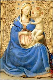 Fra Angelico - Madonna with Child