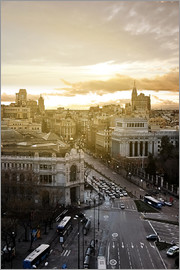 Madrid in Spanien